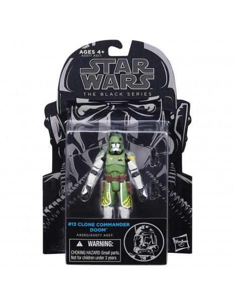 Star Wars The Black Series Clone Commander Doom 3.75-Inch Figure