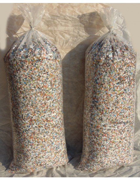 offerta 2 sacchi coriandoli 10 kg x 2 sacchi totale 20 kg
