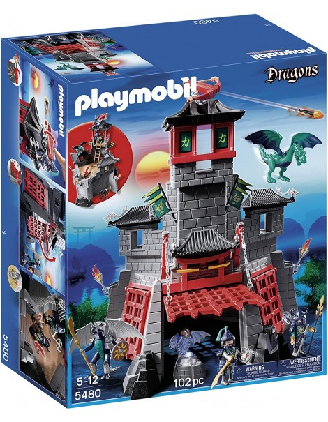 Playmobil 5480 - Forte Segreto del Drago