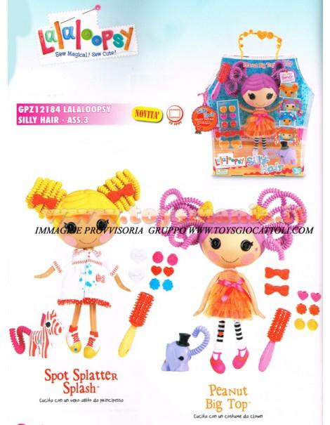Lalaloopsy - modello spedito Silly Hair Spot Splatter Splash by MGA  GPZ12184
