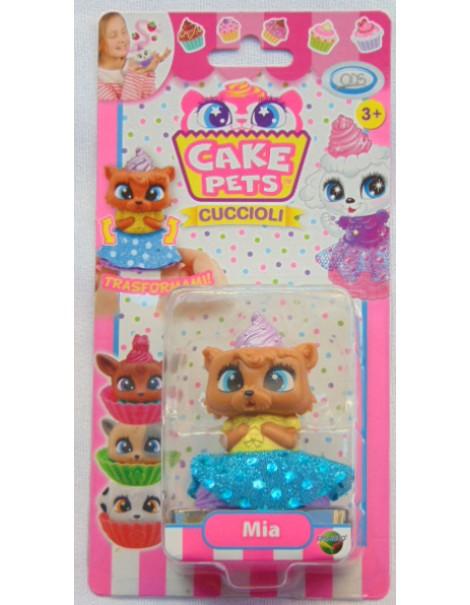 CAKE PETS MODEL MIA