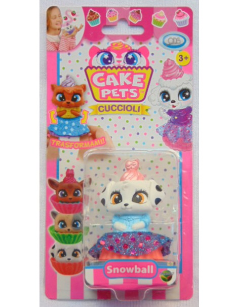 CAKE PETS MODEL COOKIE