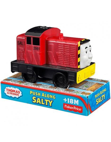 Trenino Thomas, Salty a ruota libera Fisher-Price  Y3047-W2190