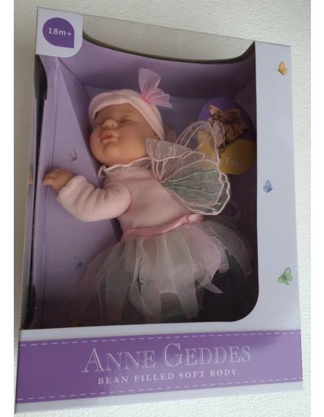 Anne Geddes , Bambola- FARFALLA cm.23 BABY FAIRY
