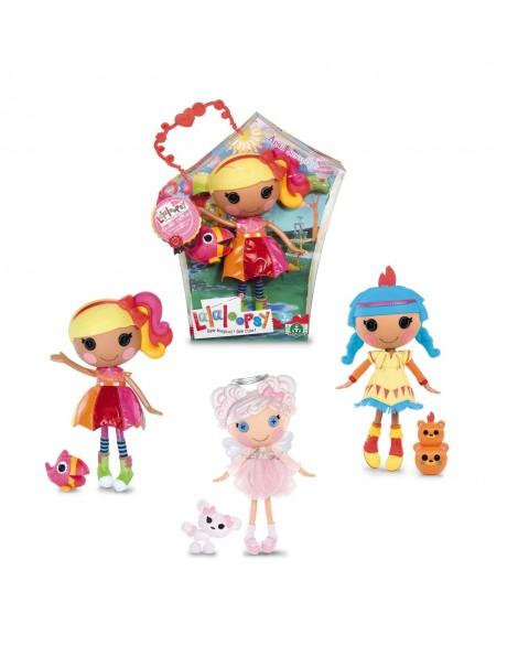 Lalaloopsy - modello spedito Feather Tell-a-tale  , Doll by MGA  GPZ12209-10
