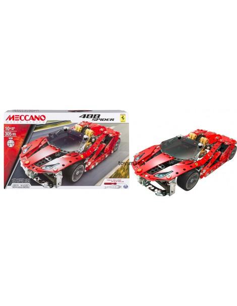 Meccano 6028974 -  Ferrari 488Gt Roadster