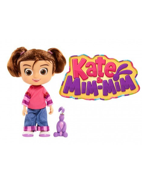 KATE MIM MIM DOLL , - Kate & Mim Mim Bambola Kate con Braccia Snodate, 27 Cm