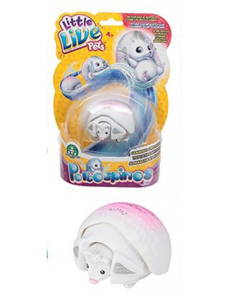 Little Live Pets - Porcospinos Lil' Hedgehog - Pinny Angel italia