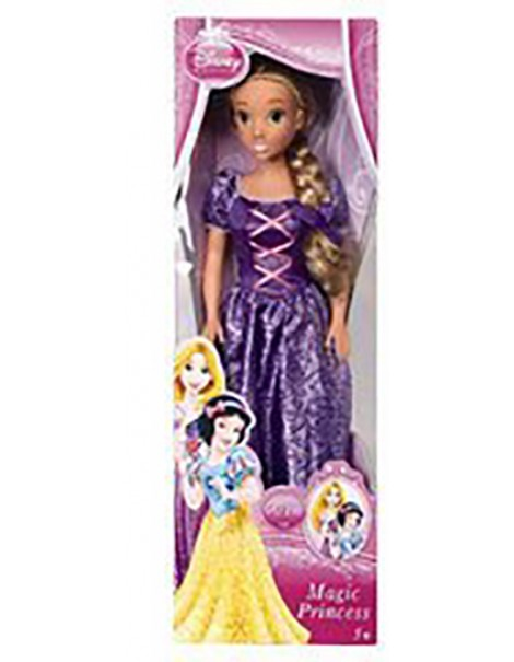 Bambola Rapunzel gigante 90 cm di Giocheria HDG70085