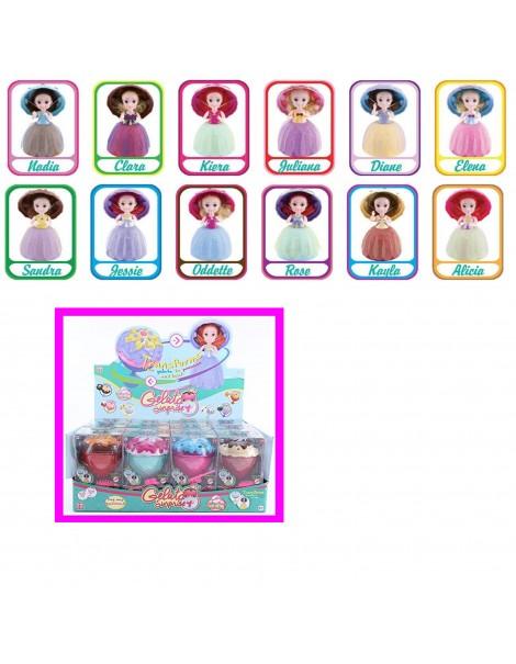 Grandi Giochi Bambola Gelato Surprise ( 1 Pezzo ) ASSORTIMENTO MISTO