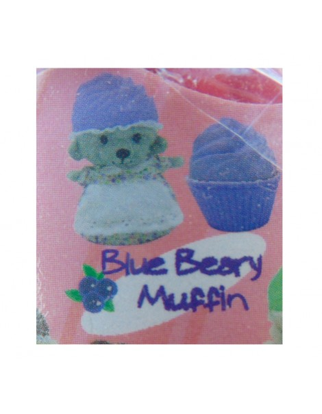 New CUPCAKE BEARS SURPRISE ORSETTO BLUE BEARY MUFFIN