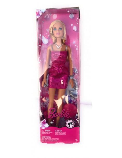 Mattel – n4822 – Barbie – Bambola – Barbie Stile GLITZ - GLAMOROSA - GLAMOUR
