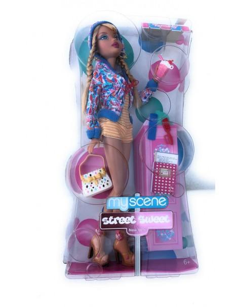 Barbie MY SCENE STREET SWEET