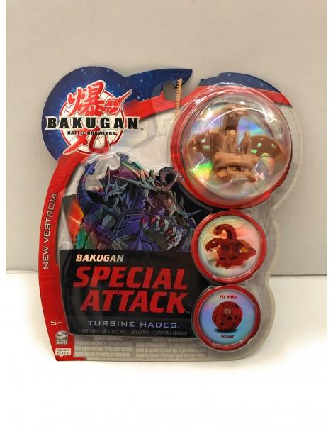 Bakugan - Collezzione Special Attack TURBINE HADES