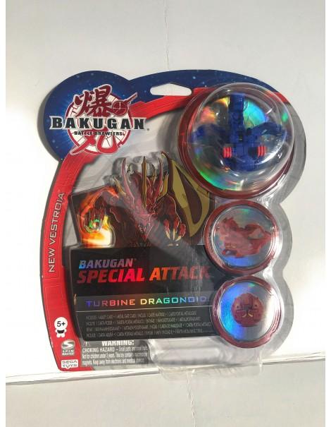 Bakugan Collection BAKUGAN TURBINE DRAGONOID