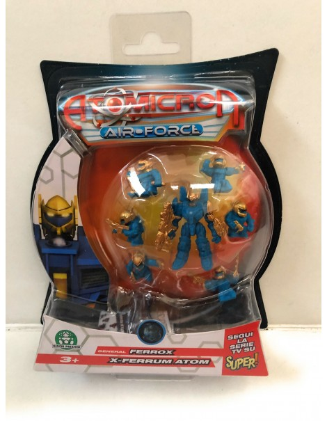 Atomicron GENERAL FERROX X-FERRUM ATOM