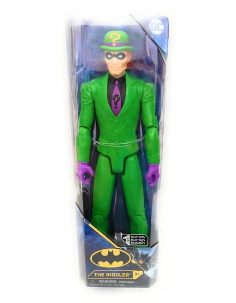 BATMAN Personaggio L'Enigmista da 30 cm Articolato, Spin Master 6055697