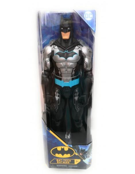 BATMAN Personaggio Batman Bat-Tech da 30 cm Articolato, Spin Master 6055697