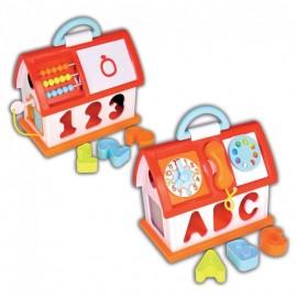 BONTEMPI SBA 2231 PICCINO PICCIO' – BABY ACTIVITY HOUSE - IMPARA GIOCANDO