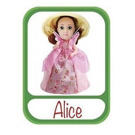Grandi Giochi GG00140 - Bambola Cupcake, Alice