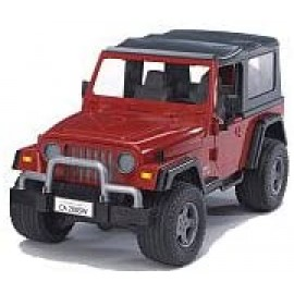 Bruder 02140 - Jeep Wrangler Unlimited furistrada  scala 1/16