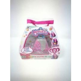 Kekilou Surprise -Mini Borsetta che diventa la bambola Gwen e contiene un body glitter - K-Cutie - Giochi Preziosi