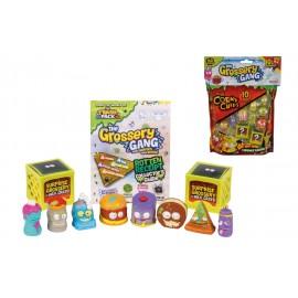 The Grossery Gang Corny Chips  Collectibles, All'interno vari modelli anche diversi dalla foto - 10 pezzi nella busta -