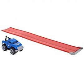 Max Tow Truck  Mini Haulers veiscolo Blue trascina fino 25 volte il suo peso include la pista