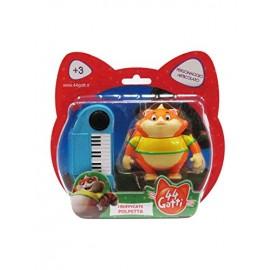 44 Gatti-Personaggio 8 Cm circa Polpetta di Simba Toys