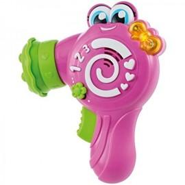 Baby Asciugacapelli con melodie e funzioni di Clementoni