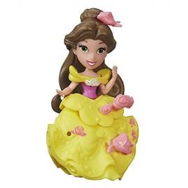 Disney Princess - Little Kingdom - Bella - Mini Bambola 8 cm B5325-B5321 di Hasbro