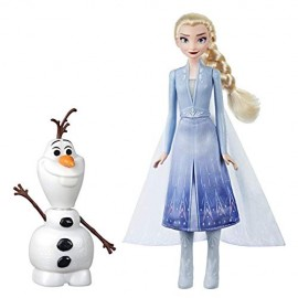 Disney Frozen 2 - Elsa e Olaf Elettronici di Hasbro E5508