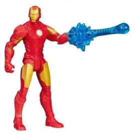 Marvel Avengers Action Figure 10cm  IRON MAN B6295 B6615 di Hasbro