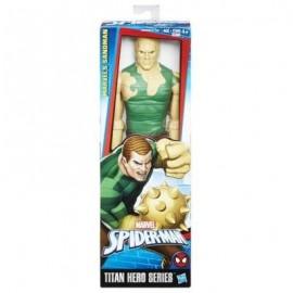 Sandman Marvel's Titan Hero Series 30cm - Marvel Hasbro - Uomo Sabbia - C0008/B9707