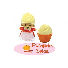 New CUPCAKE BEARS ORSETTO PUMPKIN SPICE