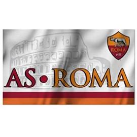 Bandiera AS Roma Ufficiale Magica Grande cm.67 x 47