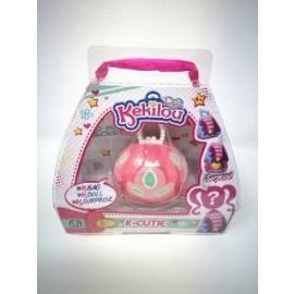 Kekilou Surprise -Mini Borsetta che diventa la bambola Pearl e contiene un body glitter - K-Cutie - Giochi Preziosi