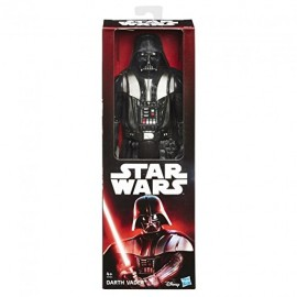 Nuovo Star Wars The Force Awakens 12 Inch Hero Series Figure (Darth Vader) 30 cm