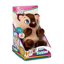 Peluche Club Petz Mini Tickles Solletico gatto di IMC Toys