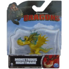 DRAGONS TRAINER MONSTROUS NIGHTMARE