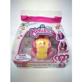Kekilou Surprise -Mini Borsetta che diventa la bambola Kylie e contiene un' ombretto - K-Cutie - Giochi Preziosi