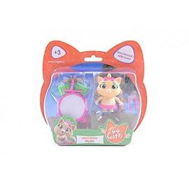 44 Gatti - Personaggio 7 Cm circa Pilou di Simba Toys