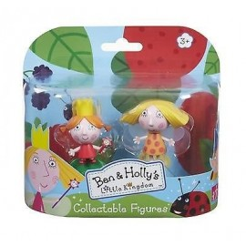Il Piccolo Regno di Ben & Holly - Figura Poppy e Holly GPH05296