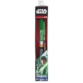 Star Wars Luke Skywalker Electronic Lightsaber di Hasbro B2921-BB2919