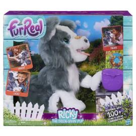 FurReal Furreal - Ricky, il Mio Fedele Cucciolotto interattivo di Hasbro  E0384103