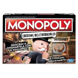 Hasbro Gaming Monopoly Edizione dell'imbroglio