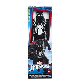 Marvel Spider-Man Titan Hero Series Agent Venom Figure (Hasbro C0022)
