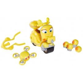 Nuovo Ricky Zoom - Scootio  personaggio giocattolo conm accessorio moto circa 10 cm