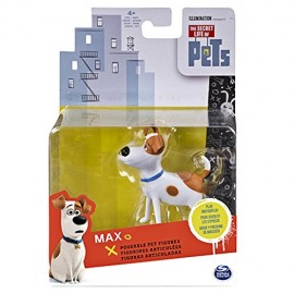 The Secret Life Of Pets PERSONAGGIO MAX IN BLISTER PERSONAGGIO CON TESTA SNODATA