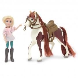 Spirit - Abigail e cavallo Boomerang di Giochi Preziosi PRT00000